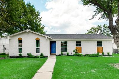 Garland Single Family Home Active Option Contract: 1502 Shorecrest Drive