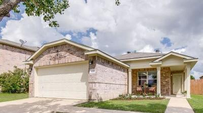 Forney Single Family Home For Sale: 603 Rock Brook Drive