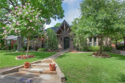 Fort Worth Single Family Home For Sale: 617 Westwood Avenue