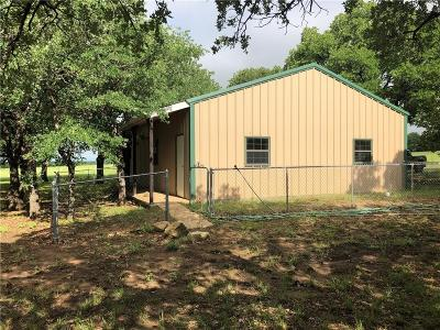 Montague County Single Family Home For Sale: Lot 4-7 Barrel Springs