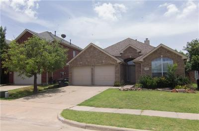 Little Elm Single Family Home For Sale: 3072 Bigleaf Drive