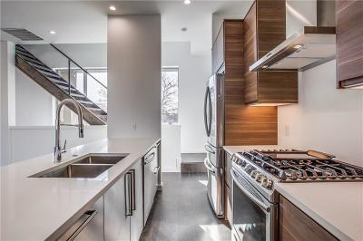 Dallas Townhouse For Sale: 1519 Hickory Street
