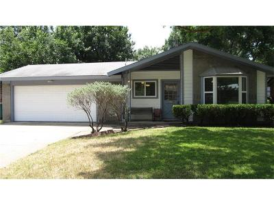 Lewisville Residential Lease For Lease: 1019 Shadow Wood Lane