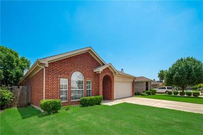 Single Family Home For Sale: 7124 Park Creek Drive