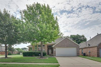 Mansfield Single Family Home For Sale: 2612 Hardwood Trail