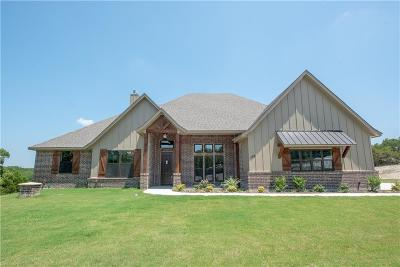 Parker County Single Family Home For Sale: 138 Cedar Mountain