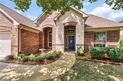 Fort Worth Single Family Home For Sale: 10621 Elmhurst Lane