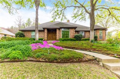 Denton Single Family Home For Sale: 28 Rolling Hills Circle