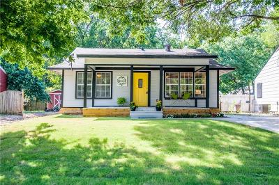Waxahachie Single Family Home For Sale: 205 Kirven Avenue
