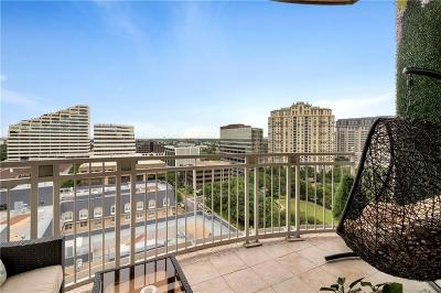 Oak Lawn Condo For Sale: 3225 Turtle Creek Boulevard #1546