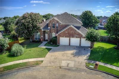 Rowlett Single Family Home For Sale: 7310 Mayleaf Court