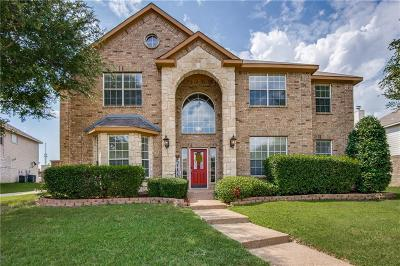 Single Family Home For Sale: 5921 Copper Canyon Drive
