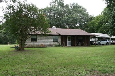 Ben Wheeler Single Family Home Active Option Contract: 1301 Fm 2339