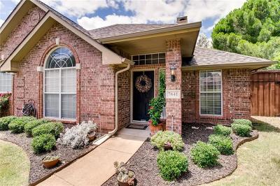 Frisco Single Family Home For Sale: 7641 Lancelot Road