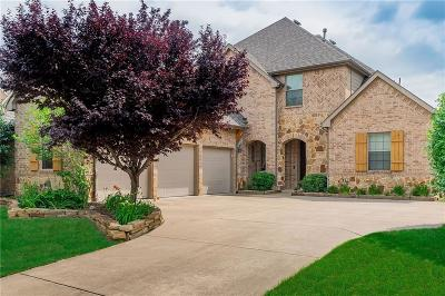McKinney Single Family Home For Sale: 833 Moss Cliff Circle