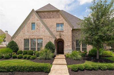 Frisco Single Family Home For Sale: 3956 Hickory Grove Lane