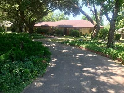 Terrell, Poetry Single Family Home For Sale: 1107 Griffith Avenue