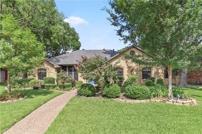 Coppell Single Family Home For Sale: 756 Cardinal Lane