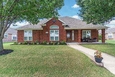 Rowlett Single Family Home For Sale: 7414 Bellaire Lane