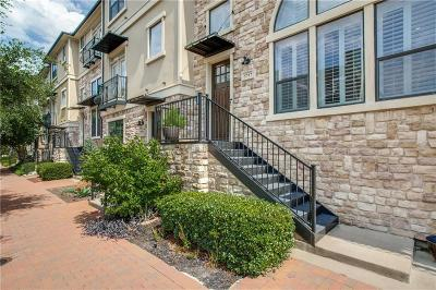 Plano Townhouse For Sale: 5717 Lois Lane