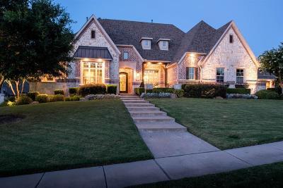 McKinney Single Family Home For Sale: 2605 Echo Valley Trail