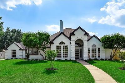 Keller Single Family Home Active Option Contract: 998 Post Oak Road