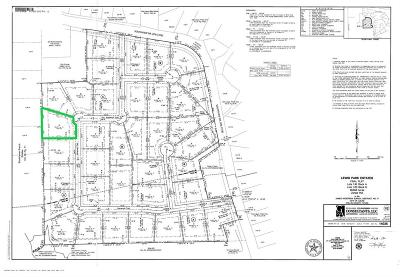 Collin County Residential Lots & Land For Sale: 770 Kenwood