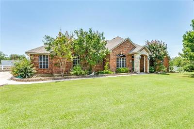 Haslet Single Family Home For Sale: 1808 Royce Springs Court