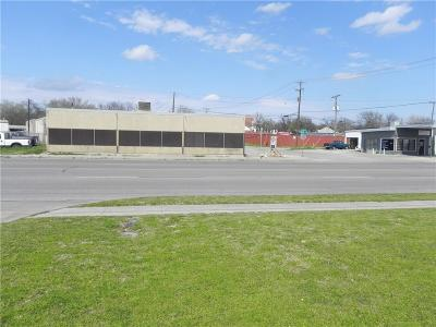 Dallas, Fort Worth Commercial For Sale: 3116 E Haynie Street