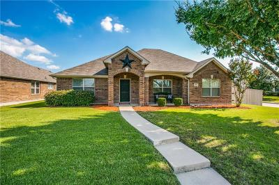 Wylie Single Family Home Active Option Contract: 100 Cliffbrook Drive