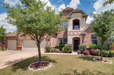 Fort Worth Single Family Home For Sale: 15800 Badger Creek