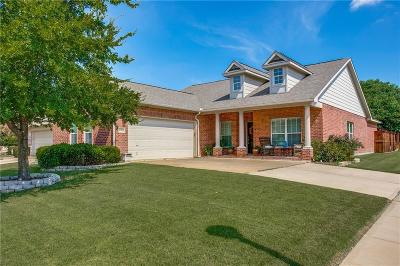 Fort Worth Single Family Home Active Option Contract: 10445 Stoneside Trail
