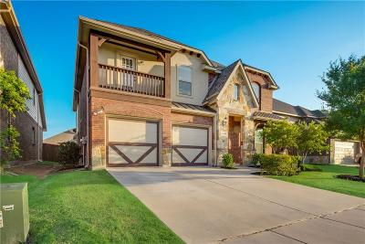 Frisco Single Family Home For Sale: 11620 Parade Drive
