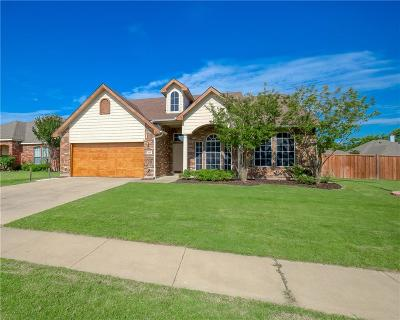 Wylie Single Family Home For Sale: 505 Haymeadow Drive
