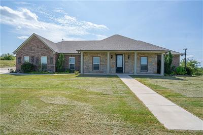Archer County, Baylor County, Clay County, Jack County, Throckmorton County, Wichita County, Wise County Single Family Home For Sale: 1381 Old Decatur Road