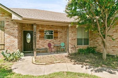 Parker County Single Family Home For Sale: 638 Olive Branch Road