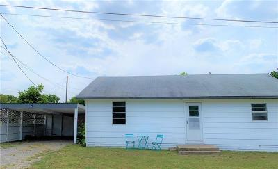 Whitewright Single Family Home For Sale: 205 N May Street