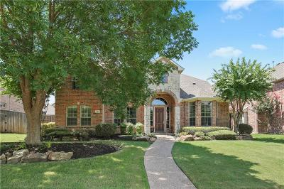 Frisco Single Family Home Active Option Contract: 3581 Shell Ridge Drive