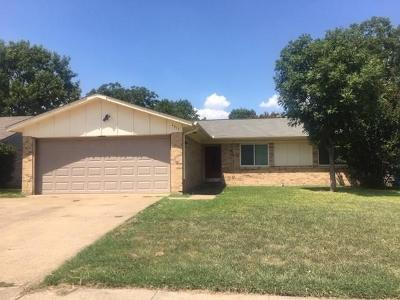 Garland Single Family Home For Sale: 4317 Jenny Lane