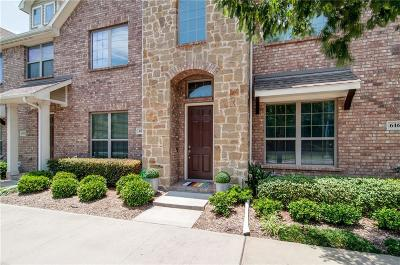 Richardson Townhouse For Sale: 620 S Greenville Avenue