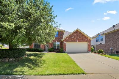 Grand Prairie TX Single Family Home For Sale: $305,000