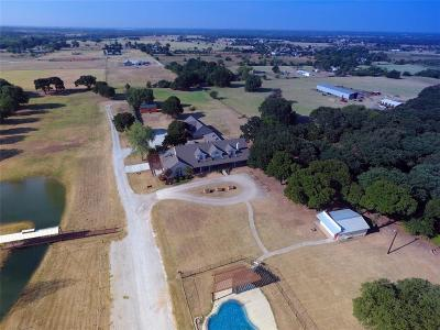 Wise County Farm & Ranch For Sale: 603 Old Base Road