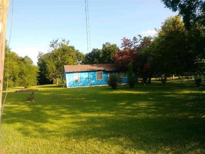 Terrell Single Family Home For Sale: 203 Vine Street