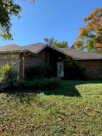Fort Worth Single Family Home For Sale: 6340 Peggy Drive