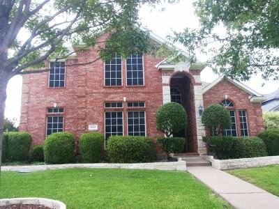 Mansfield Single Family Home For Sale: 614 Dorchester Lane