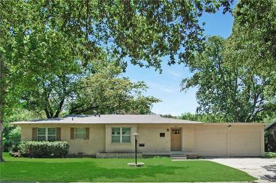 Richland Hills Single Family Home For Sale: 3909 London Lane
