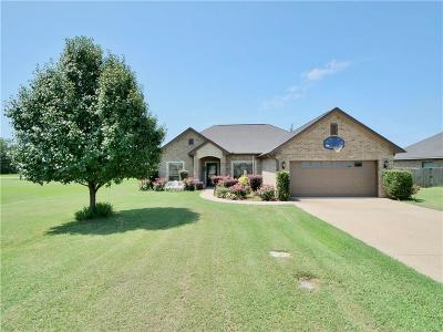 Mabank Single Family Home Active Option Contract: 218 S Easley Parkway