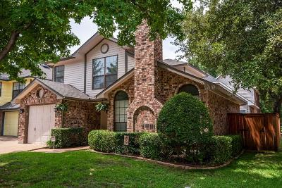 Irving Single Family Home For Sale: 800 Saddle Rock Court