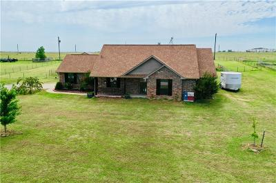 Archer County, Baylor County, Clay County, Jack County, Throckmorton County, Wichita County, Wise County Single Family Home Active Option Contract: 273 Valley Meadow Drive