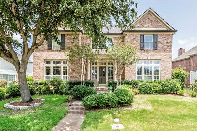 Irving Single Family Home For Sale: 1721 Shumard Oak Lane